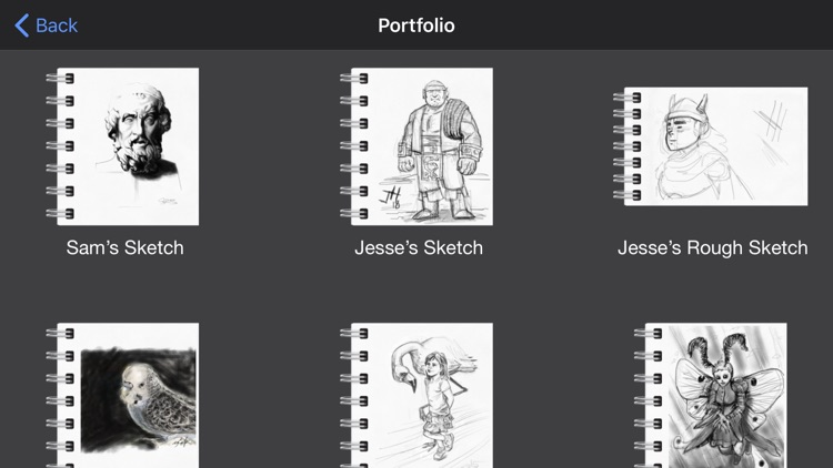 Interactive Sketchbook screenshot-9