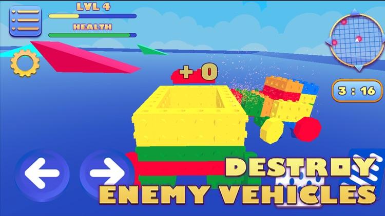 Arena of Brick: Car Fight