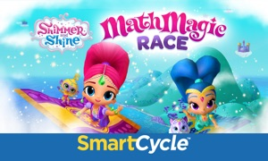 Smart Cycle Shimmer Shine Math