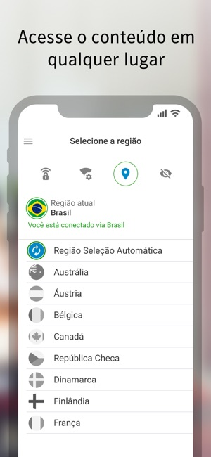 Aplicativo norton mobile security