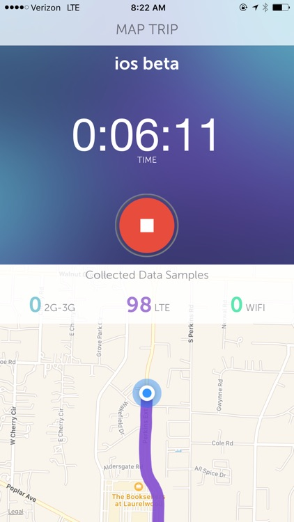 Sensorly screenshot-3