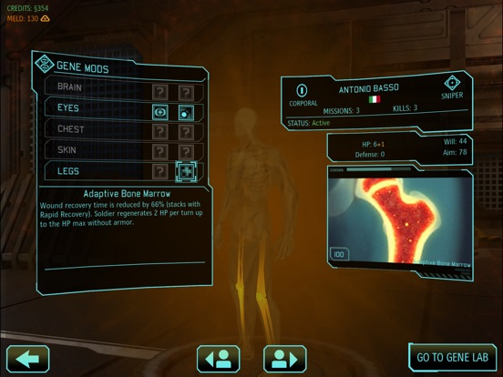 Screenshot #2 for XCOM®: Enemy Within