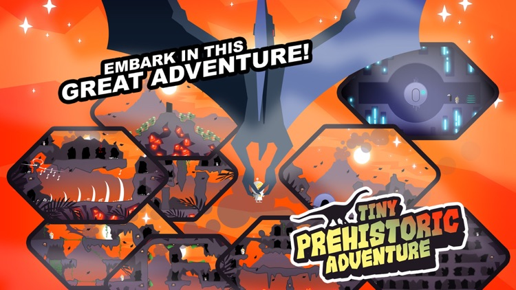 Tiny Prehistoric Adventure - A Point & Click Game screenshot-4