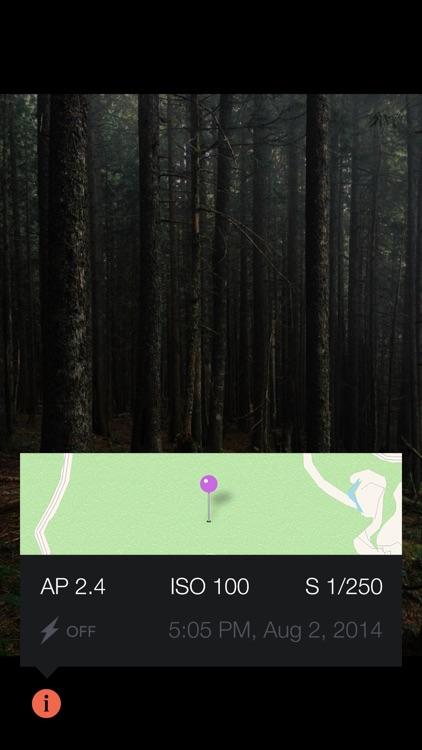 Manual – RAW Camera screenshot-4