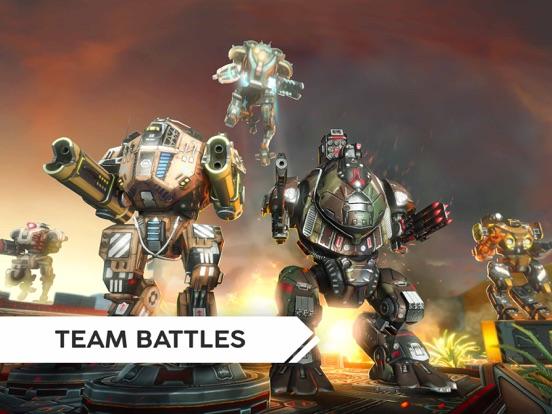 Robot Warfare: Mech Battle screenshot 12