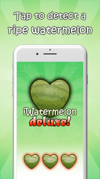 iWatermelon Deluxe screenshot-0