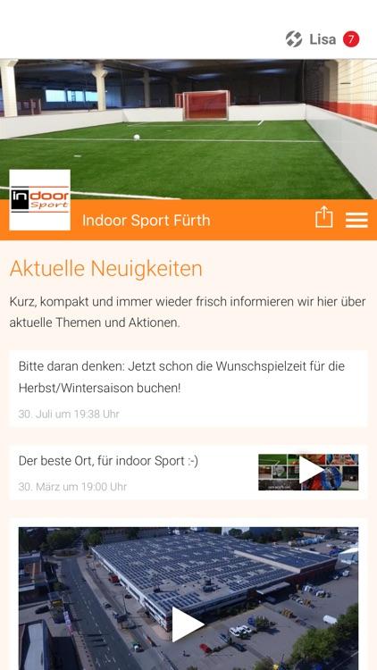 indoor sport fürth