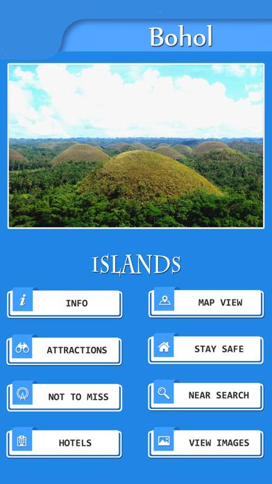 Bohol Island Tourism Guide screenshot two