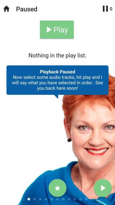 Pocket Pauline Hanson screenshot