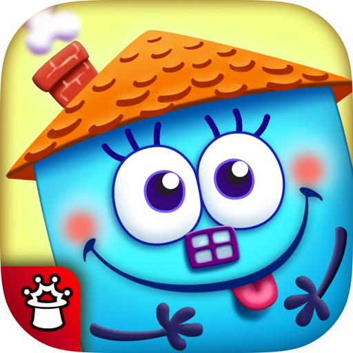 Домик Игры! Развивающая детская игра для малышей