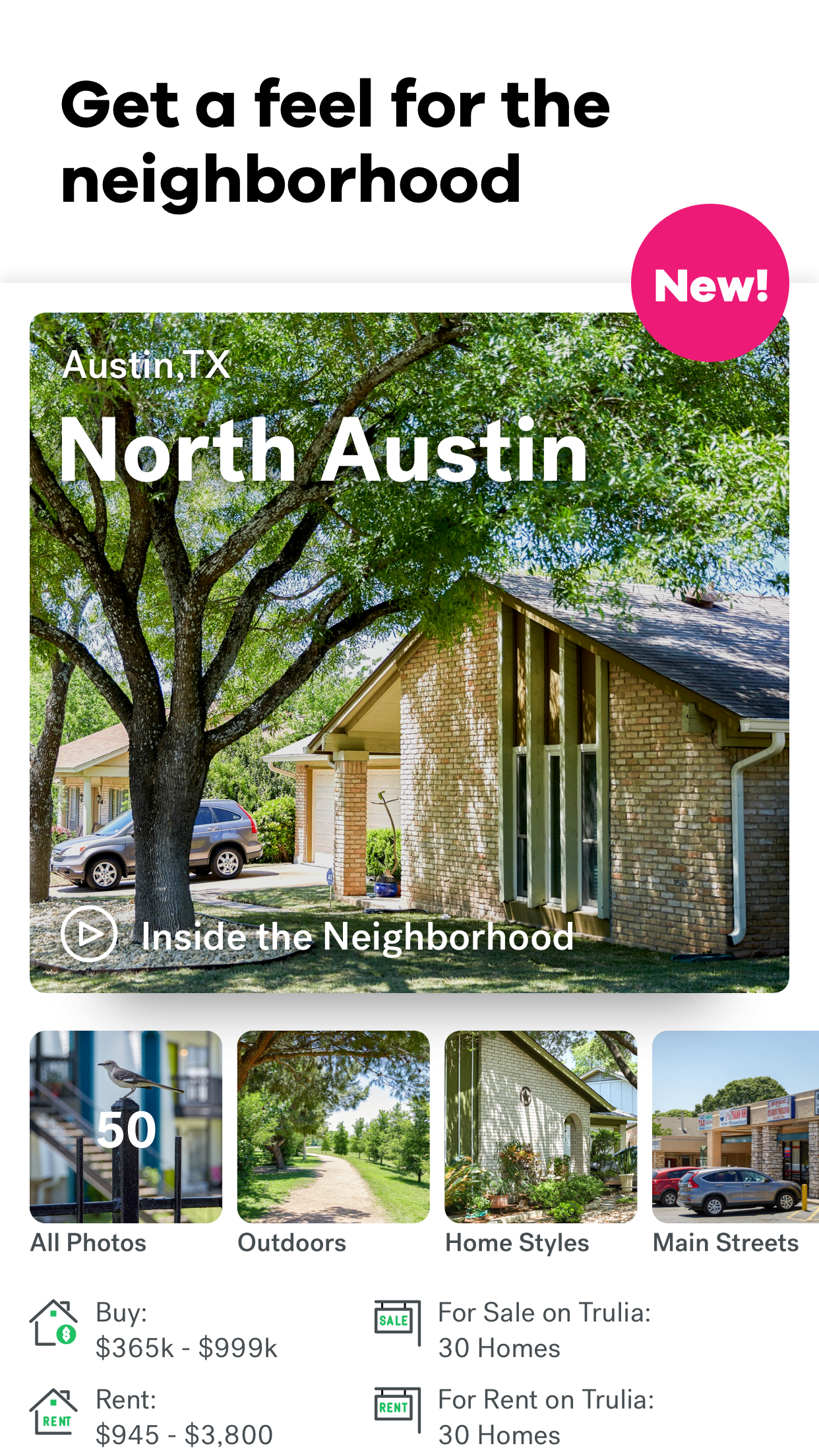 Trulia Real Estate: Find Homes Screenshot