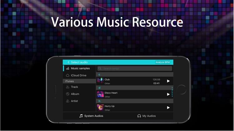 DJ Mixer Studio Pro:Mix Music screenshot-4