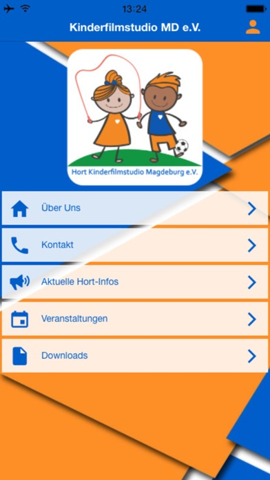 Kinderfilmstudio MD e.V. screenshot one