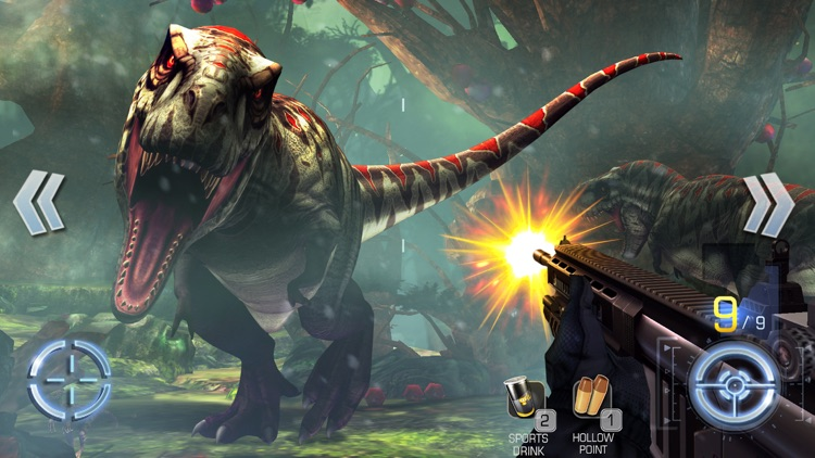 Dino Hunter: Deadly Shores screenshot-3