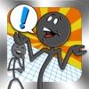 Stickman Chat: Schmoes - iPhoneアプリ