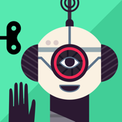 The Robot Factory by Tinybop icon