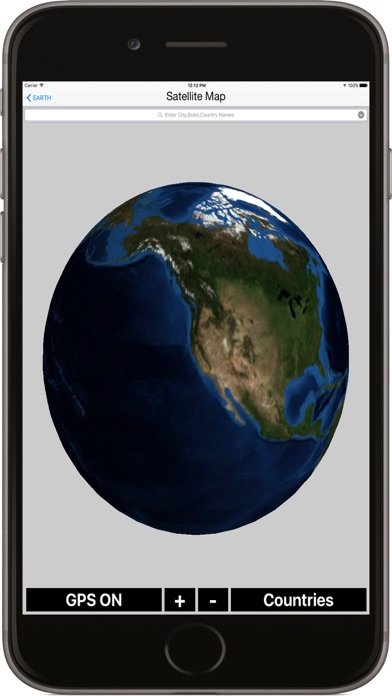 Earth Now Live 3D maps