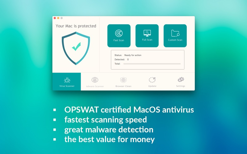 Top 10 Apps like AntiVirus- Virus & Adware Scan for iPhone