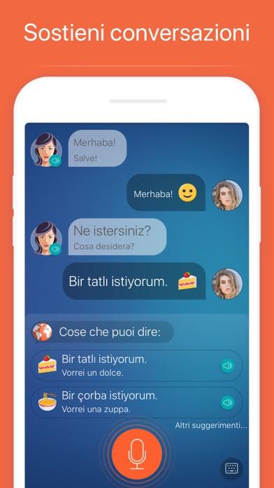 Screenshot of Impara il turco – Mondly4