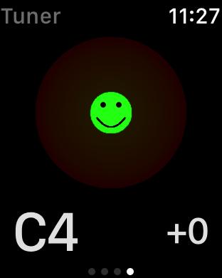 Screenshot #14 for TonalEnergy Tuner & Metronome