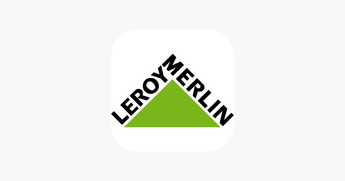 leroy merlin dans l app store. Black Bedroom Furniture Sets. Home Design Ideas