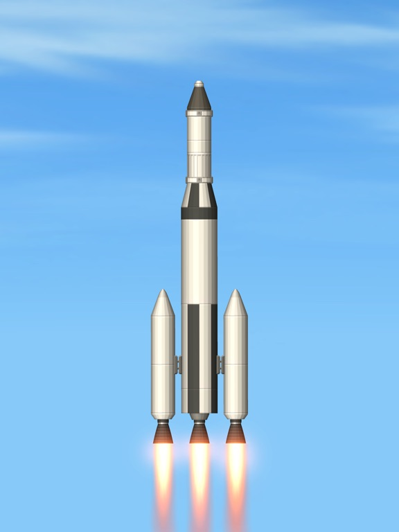 Spaceflight Simulator для iPad