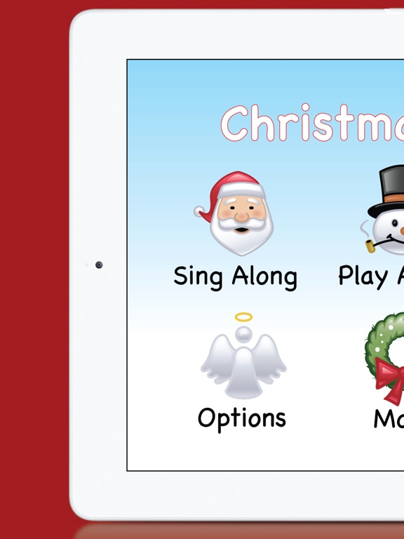 Christmas Piano with Songs iPad