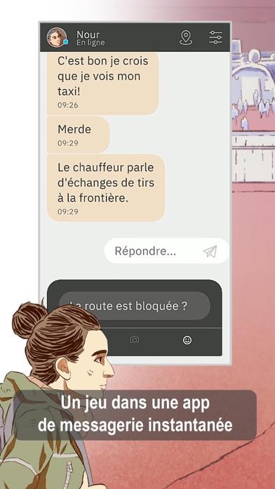 Screenshot #1 pour Enterre moi, mon amour