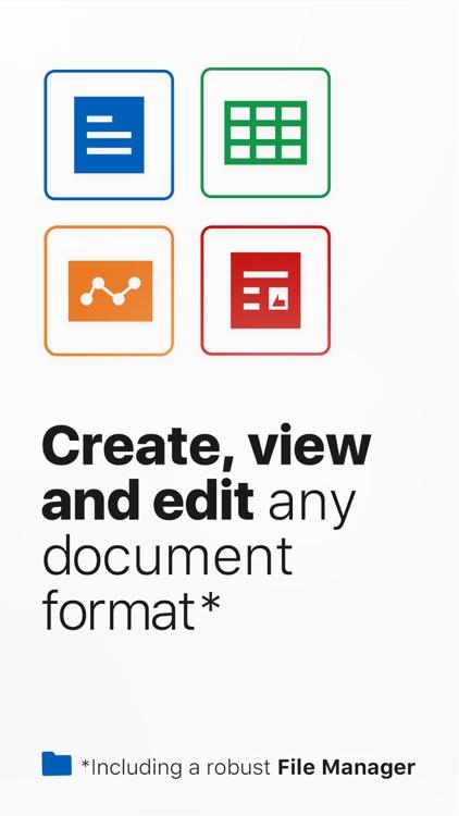 OfficeSuite - Office Editor screenshot-0