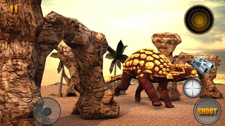 Dinosaur 3D Hunting Game 2018 screenshot-3