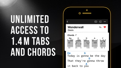 Ultimate Guitar: Chords & Tabs app image