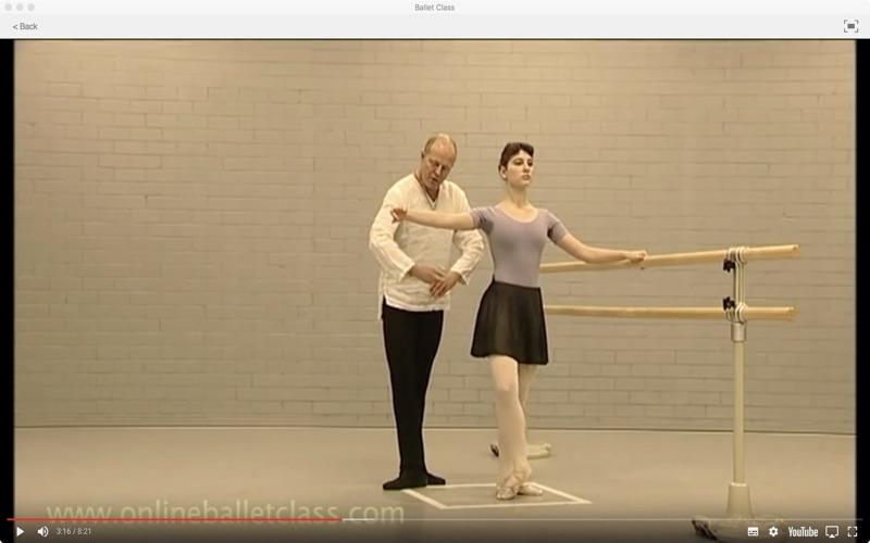 Ballet Class screenshot 4