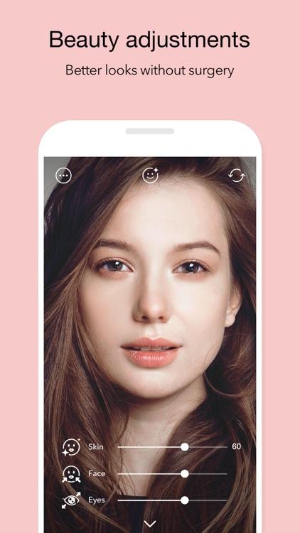 LOOKS - Real Makeup Camera screenshot-3