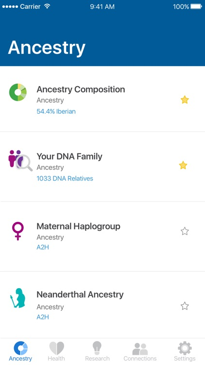 23andMe - DNA Testing screenshot-3