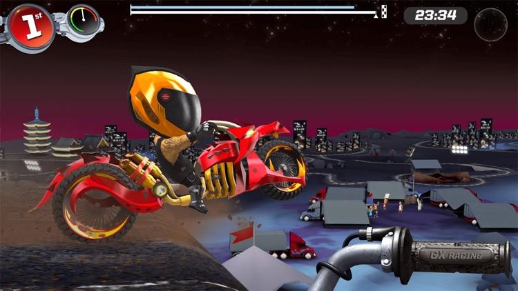GX Racing screenshot-4
