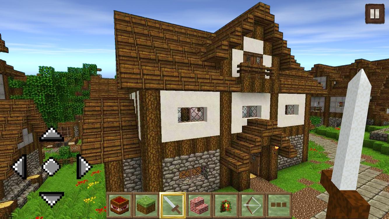 World Craft  Epic Dream Island Screenshot