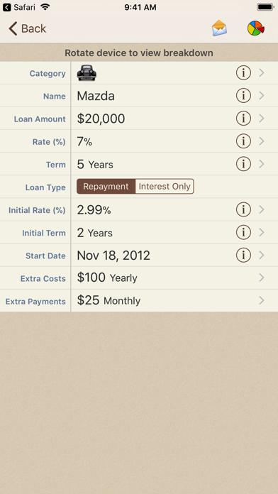 Loan Calculator +-1