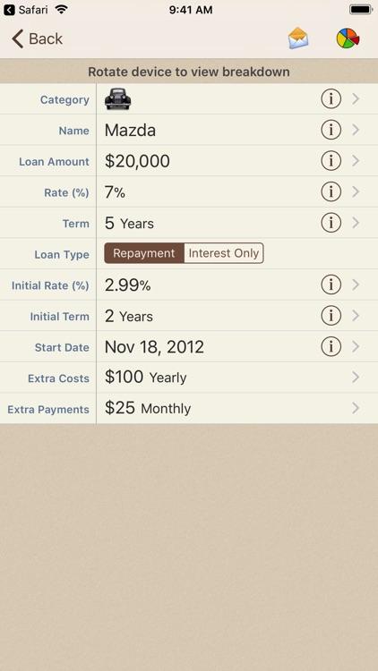 Loan Calculator +