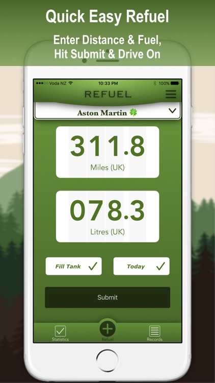 Gas Miles - Fuel Mileage Tracker