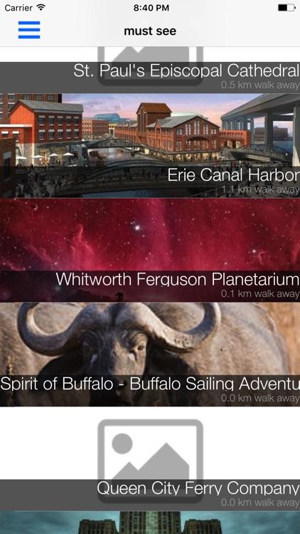 Buffalo Travel - Public Transport Guide screenshot-4