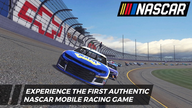 NASCAR Heat Mobile screenshot-0