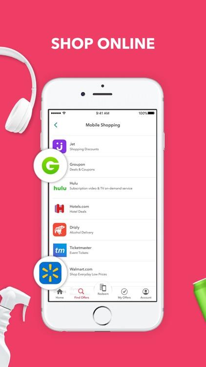 Ibotta: Cash Back Rewards App screenshot-3