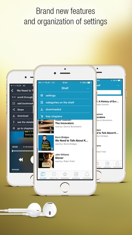 Audioteka - audiobooks screenshot-0