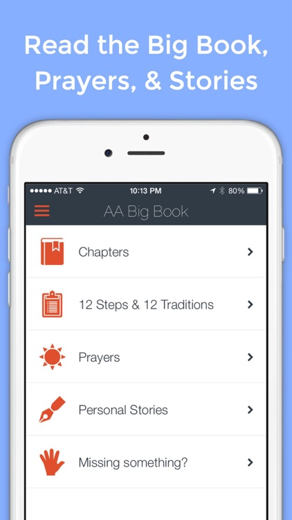 AA Big Book Pro (Unofficial)