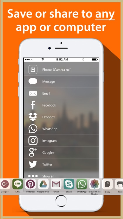 Photo Scanner Premium: Scan it screenshot-7