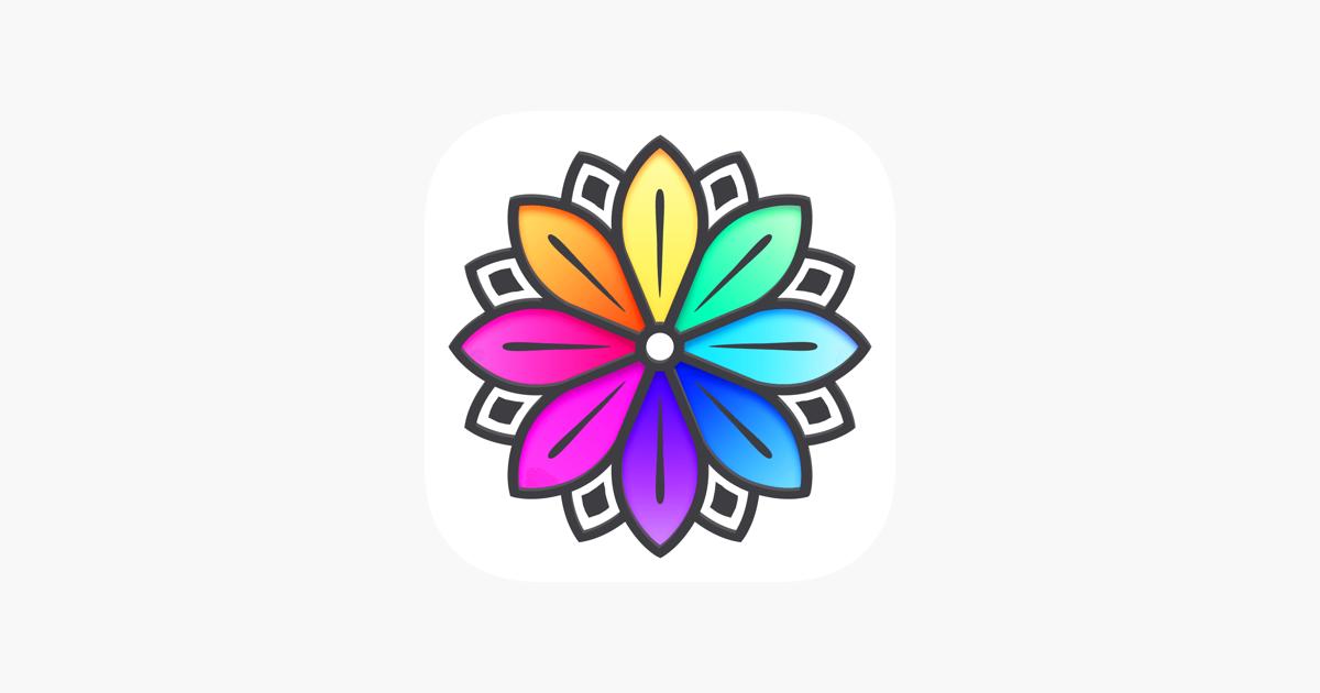 Libro para colorear para ti en App Store