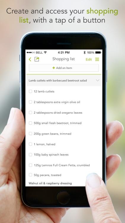 taste.com.au recipes screenshot-3