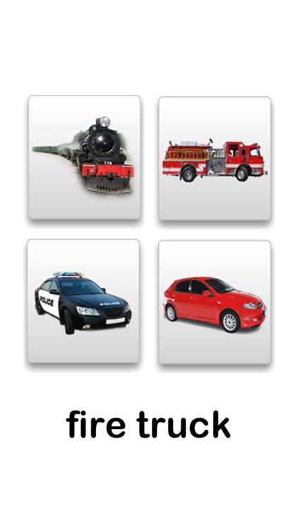 Autism iHelp – Vehicles screenshot-3