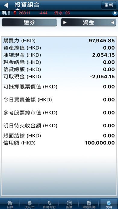 Sang Woo (Kirin) Securities屏幕截图4