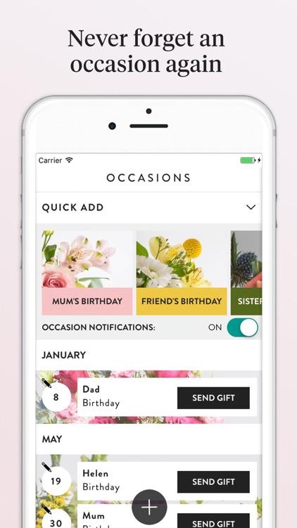 Bloom & Wild Flowers & Gifts screenshot-4
